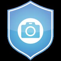 Camera Block Icon