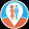 Couple Tracker Icon